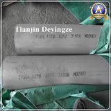 Roestvrij staal Naadloos/om Pijp ASTM 304 die 316L 310S wordt gelast
