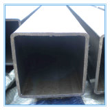 Sección hueco cuadrado del acero y rectangular Pipe
