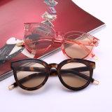 여자 색안경 묘안석은 차광한다 호화스러운 상표 디자이너 일요일 유리 통합한 Eyewear 사탕 색깔 UV400 (6862)를