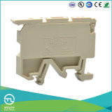 Utl Beige Screw Bracket Broken Fuse Type Screw Terminal Block