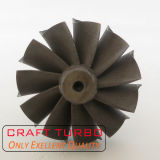 K03 5303-120-5008のタービン車輪シャフト