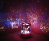 LED Star Light avec de la musique pour les amoureux Star Beauty Night Light Projector De la Chine