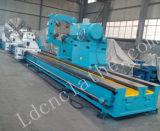 C61630重い切断のための経済的な水平の重い旋盤機械