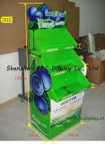 Frucht Cardboard Display Stand, Agricultural und Sideline Products Display (B&C-A080)