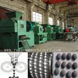 De hete Verkopende Machine van de Pers van de Bal van de Houtskool