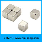 N35 5mm 216 Gold Coated Neo Cube Block Magnet