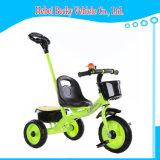 中国の卸し売り赤ん坊の三輪車のベビーカーは三輪車のスクーターのセリウムをからかう