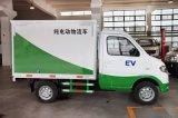 China EV, Elektrische MiniVrachtwagen voor het Gebruik van de Stad, Economisch Gebruik, Geen Pullution, Lage Kosten