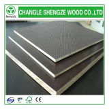 1250*2500mm Black 또는 브라운 또는 Red 반대로 Slip Film Faced Plywood