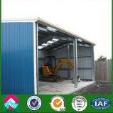 Garagem galvanizada barraca da garagem do frame da garagem da garagem do carro (BYCG051606)