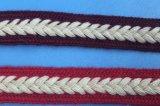 Край шнурка вязания крючком высокого качества для занавеса и украшения