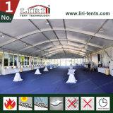 aluminium de largeur de 15m grand et tente de PVC Arcum pour l'événement au Nigéria