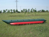Barco de banana Inflabed do pontão do PVC de Liya 3-7m 0.9mm Coreia (BA390)