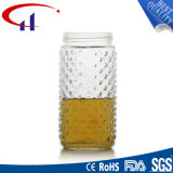 490ml Qualified lead -Free Glass Container voor Food (CHJ8155)