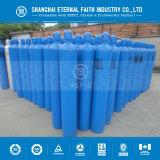 Cylindre d'oxygène 40L à haute pression (en ISO9809-1)