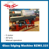Glass Edging Machine 5 Motores Manual de Operación (BZM5.325)