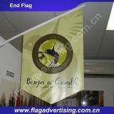 2016 Qualitäts-im Freien Promotion Polyester Wand Flagge