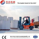 Linea di produzione ambientale del blocchetto della pianta AAC del blocchetto di AAC