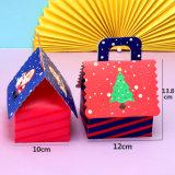 Коробка подарка коробки бумажная, творческая коробка подарка конфеты для венчания и день рождения, модная коробка дома руки