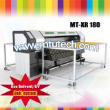 Hybrid ULTRAVIOLETA Printer Print en Rigid y Roller Media en Uno Printer