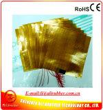 Квадратное Polyimide 3D Printer Heater 220V 400W 300*300mm 120c