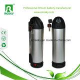 Paquete recargable de la batería de litio de 36V 15ah para el vehículo eléctrico