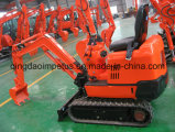 Mini excavatrice hydraulique Im08 de chenille