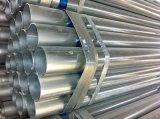 A câmara de ar Q195-Q235 de aço soldou tubulação quadrada a tubulação galvanizada