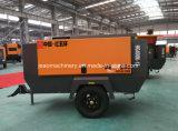 Compressor de ar Diesel do parafuso portátil para o compressor de ar Diesel montado Compressor/10m3/Min Diesel do parafuso do ar do parafuso de Mining/13bar