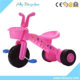 De baby leert het Lopen de Autoped van het Voertuig/slijtage-Bewijs Draai rit-op de Baby Trike van het Speelgoed