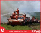 Löschfahrzeug-Löschfahrzeug-Feuerbekämpfung-Förderwagen-Träger