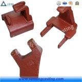 Maschinell bearbeitender/heiße Galvanisierung Edelstahl-Gussteil CNC