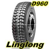 295/80r22.5 315/80r22.5 Linglong Gummireifen-GT-Radialgruben-LKW-Reifen