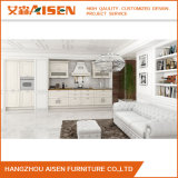 Module de cuisine neuf en bois solide de modèle de fournisseur de meubles de la Chine