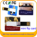 Azionamento istantaneo della penna del USB della carta di credito di affari all'ingrosso (EC050)