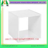 Cubo di unità di legno di memoria 2 3 visualizzazione d'accantonamento del Ministero degli Interni del forte scaffale delle 4 file