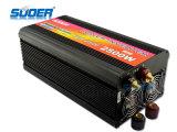 Suoer Power Inverter 2500W Energía Solar Inverter 24V a 220V recargable Inversor para uso en el hogar con el CE y RoHS (HDA-2500B)