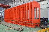 Imprensa Vulcanizing da correia transportadora da imprensa da correia transportadora da tela (XLB-Q1400X5700)