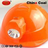 Sm2022 알루미늄 합금 광부 안전 헬멧 빛