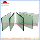 vidrio de ventana de 3mm-19m m con la certificación del SGS