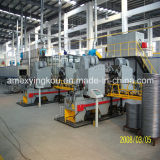 10PCS/Min Automatic Steel Cylinder Drum Production Line Amex High Speed