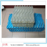 Fournisseur global de remplissage de tour de refroidissement à courant continu en PVC