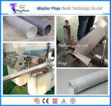 Flexibler Schlauch der Qualitäts-pp. mit Stahldraht verstärken die Herstellung der Maschine/der Plastik ausgedehnten Rohr-Extruder-Maschine
