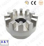 CNCの真鍮の旋盤の回転機械機械部品、ペンの回転部品