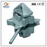 Forged Steel Double Ended Shipping Container Twistlock
