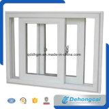 Окно застекленное двойником стеклянное алюминиевое