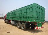 Sinotruk Brand Cargo Truck 또는 8X4를 가진 밴 Truck