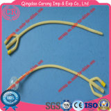 Silicone Coated Latex Foley Balloon Catheter 2 Way 16 Fr