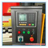 Machine de frein de presse hydraulique de tôle (frein WC67Y-20TX1320 de presse)