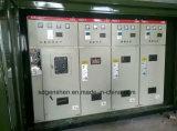 Tipo Switchgear incluido interno de alta tensão do metal da distribuição de Hxgn 12/controle de potência da C.A.